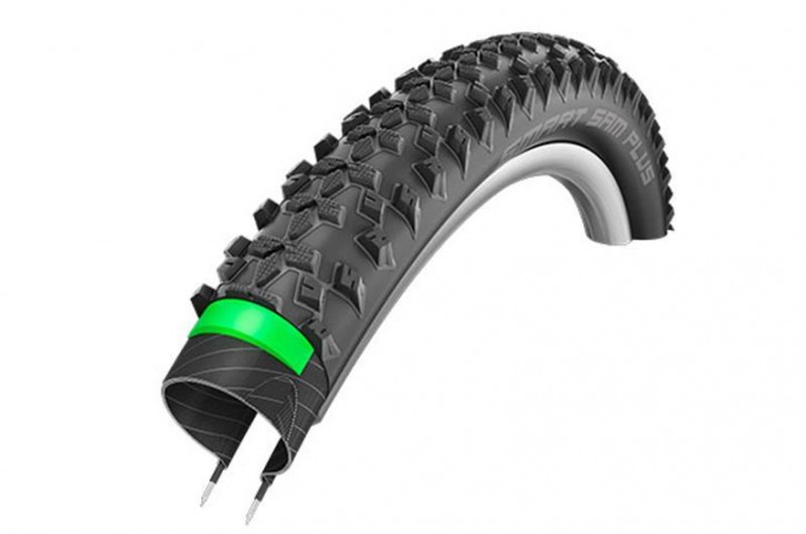 Schwalbe Smart Sam Plus 26X2.10 Korumalı Lastik