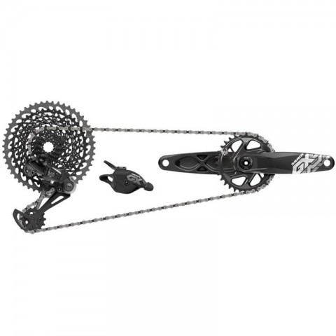 Sram GX Eagle Boost Dub Grup Set 175mm